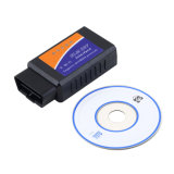 Elm327 WiFi OBD2 Obdii Auto Diagnostic Scanner Tool en Black