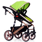 Höhen-und Form-Baby-Auto-Baby-Spaziergänger