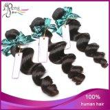 Cheveux humains de bonne qualité de cheveux humains de 100%