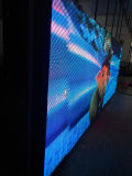 LED表示スクリーンを広告するP6屋外のデジタル