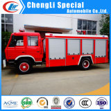 8t 8000L Water Foam 8ton 4 * 2 Isuzu Fire Fighting Truck para venda