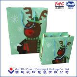 Мешок рождества упаковывая с подгонянным логосом