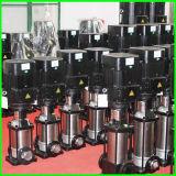 Pompe à eau centrifuge à plusieurs étages verticale à haute pression sanitaire