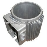 Alloy su ordinazione Aluminum Die Cast con Machining Parte