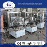 Tipo linear máquina de embotellado del agua potable para las botellas del animal doméstico