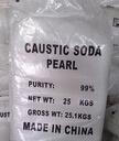 Perla/fiocchi della soda caustica 99% per la vendita