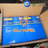 Papier d'imprimante de la copie 8.5*11inch réutilisé par 100% à vendre