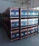 La visualización de LED al aire libre P5.95 con muere la cabina de Alumium 500 milímetro X 500m m del molde