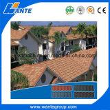 中国石の上塗を施してある鋼鉄屋根瓦のクラシックの屋根