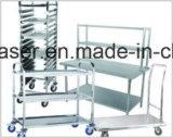 Rare Metal Plateのための500W FiberレーザーCutting Machine