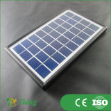 3W9V Low Price Mini Solar Panel con Plastic Frame