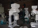 Máquina automática de la escala de la carga y del embalaje para el germen de la haba del grano