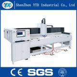 Máquina de grabado del CNC del ranurador del CNC para la planta de cristal móvil