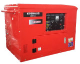 20kw 20kVA Water Cooling High Speed ​​Engine Silent Three Phase Diesel Generator (SHT25D)