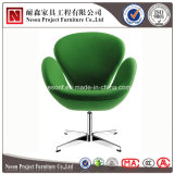 현대 Barstool 여가 사무실 계란 백조 의자 (NS-EG036)