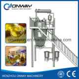Machine essentielle de fines herbes dissolvante d'extraction de l'huile de Rho de reflux chaud économiseur d'énergie efficace élevé de prix usine