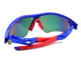 Óculos de sol Wrap-Around UV400 dos espetáculos dos esportes