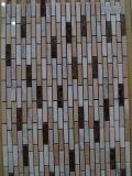 Плитка Мозаики Нержавеющей Стали Мраморный Камня Строительного Материала Смешанная (FYSSC223)