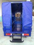 150 / 200cc 3 Rueda de la motocicleta, triciclo de carga con la lona de pasajeros (TR-16)