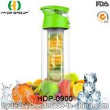 BPA Tritan Fruit Juice Infuser Garrafa de água (HDP-0900)