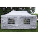 屋外のイベントのための3X6mの鋼鉄党おおいのテントの折る望楼