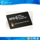 Tarjeta de Bloqueo RFID para Protector de Tarjeta de Crédito