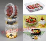 Cassetto/contenitore/contenitore di plastica di torta di buona qualità che fa macchina