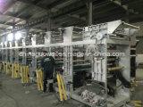 3 motore Computer Control Rotogravure Printing Press per Plastic Film