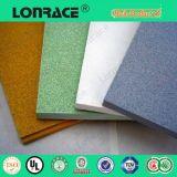 Panneaux de fibre de verre acoustique de haute qualité Plafond