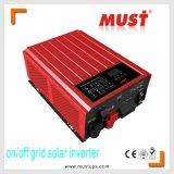 格子太陽インバーター220V 230Vの格子を離れた3000W