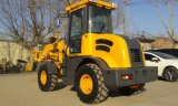 세륨을%s 가진 Haiqin Brand Articulated 1.6 Ton Compact Loader (HQ916)