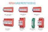 Apparaat rep-Mpg25b+C van de Bescherming van /Surge van de Schommeling van Repsun het Rem (1+NPE)