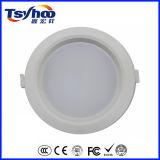 저가 플라스틱 좋은 품질 12W 15W 6inch 천장 SMD LED Downlight