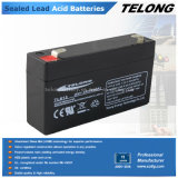 6V 1.3ah Rechargeable Battery pour Power Scale