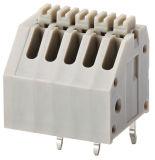 UL de Ce Goedgekeurd Lente van PCB/EindBlok Screwless zonder Hulpmiddelen (WJ250-2.5)