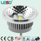 CRI80ra - Perfect Halogen Light Effect를 가진 CRI98ra 크리 말 Chip TUV Approved 15W LED AR111