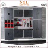 N y L cabina de herramienta de madera del garage para el mercado americano