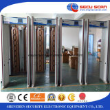 Caminata Through Metal Detector para Sport Events Door Frame Metal Detector