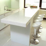 Home Furniture Custon Made Solid Surface Cafeteria Bureau d'accueil