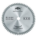 Tungstène Carbide Tipper Circular Saw Blade pour Industrial Machine