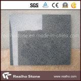 Lastre di pietra grige scure cinesi del Impala e del granito G654 di Nero per Pavings esterno