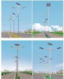 高い発電保証5年のの太陽LEDの街灯