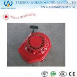 Red Recoil Starter Generator Parts Peças de alta qualidade