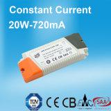 720mA 20W力の一定した流れLEDの電源