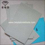 Es-1 Papel de tira de diamante para polir pedra