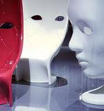 최신 가정 디자인 가구 섬유유리 마스크 소파 의자