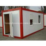 ISO genehmigen modulares bewegliches Gebäude vorfabriziertes Behälter-Haus