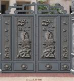 Metalllandhaus-Tür der Sicherheits-Lh-008