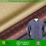 Ткань польки напечатанная МНОГОТОЧИЕМ поли для куртки людей
