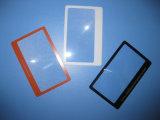 Magnifier portátil da lente de Fresnel do cartão conhecido para o presente relativo à promoção (HW-808)